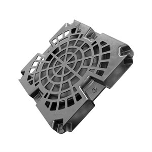 PELLET AND TRAY ASSEMBLY, TCS, TCT +10%