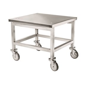 """CART, 24"""", OVEN STACKING, CASTERS, CL 150"""